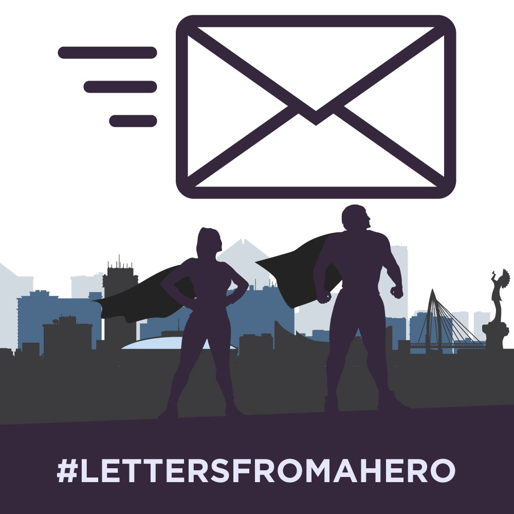 #lettersfromahero